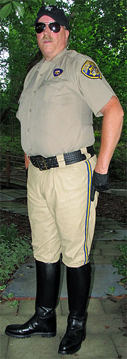 Chp Leather Breeches